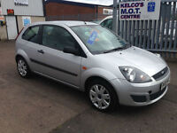 Ford Fiesta 1.4TDCi 2007.25MY Style Climate FANTASTIC ECONOMY £30 ROAD TAX