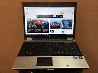 Hp i5 Fast HD Laptop (Kodi) 4GB Ram, 320GB, Win 7, Microsoft office, Very Good Condition, BARGAIN!
