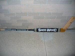 Vintage Hockey Goalie Stick