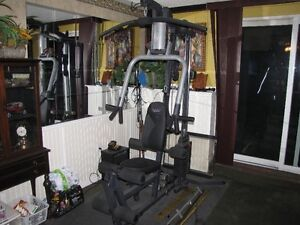 Body Solid G3S Weight Machine