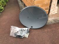 Sky dish, never used