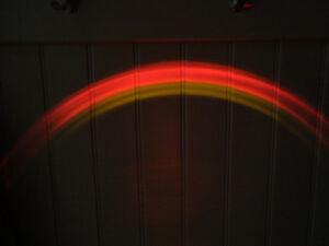 Kids Rainbow Bedroom Desk Lamp - Awesome! -Brand New Kitchener / Waterloo Kitchener Area image 6