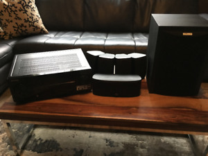 Surround Sound Home Theater System for sale