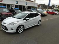 Ford Fiesta 1.6 Zetec S, refurbed alloys, Bespoke interior by Ford Individual