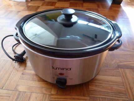 Lumina slow cooker 3.5L