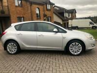 2012 Vauxhall Astra 1.4i 16V Excite 5dr HATCHBACK Petrol Manual