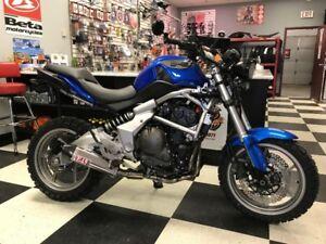 2008 Custom Rambler Kawasaki Versys 650 $5399