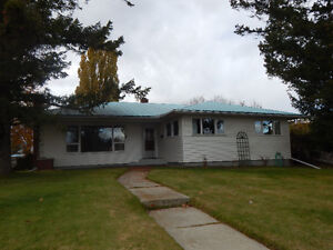 House on large lot for sale