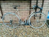 Gents classic Dawes racing bike