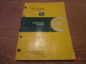 John deere tractor manuals London Ontario image 1