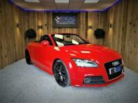 2012 12 AUDI TT 1.8 TFSI S LINE 2D 160 BHP