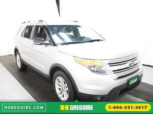 2011 Ford Explorer XLT 4WD AC MAGS 7 PASSAGERS
