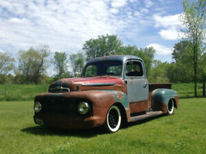 1951 ford f100 Patina 429 CobraJet certified!! Turn key! Ratrod