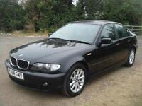 BMW 320 2.0TD 2004 d ES 135K DRIVES GREAT, VERY CLEAN FOR AGE AND MILEAGE