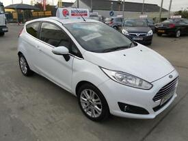 Ford Fiesta Zetec 3dr Finance Available PETROL MANUAL 2013/13