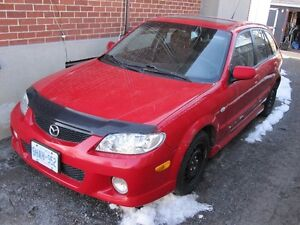 2003 Mazda Protege 5 - As-Is
