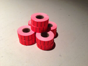 Sale price tags/stickers *10 Rolls*