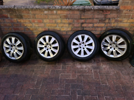 Mercedes-Benz C Class 16' Alloy wheels W203 S203 5x112 A2094013702