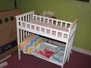 Stork Craft 'Libby' crib and change table