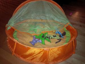 Tente anti UV Bsbymoov