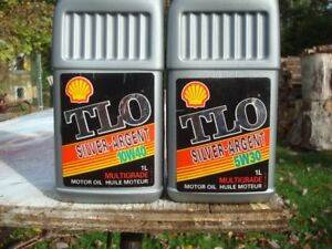 Motor Oil 60 ltres.  each of 5W30 and 10W40