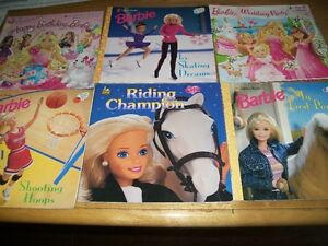 21 Barbie books and dvds St. John's Newfoundland image 3