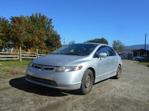 2006 Acura CSX Sedan PARTS CAR ONLY OR PARTING OUT