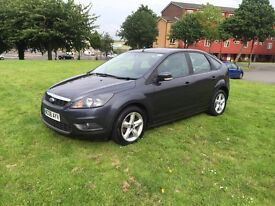 One month warranty Ford Focus zetec 1.6 petrol gearbox automatic reg 2008 milage 76,000