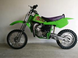 Kawasaki kx 60
