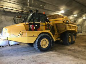 2014 Cat 730C EJ x2 with 2500 hours