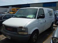 2005 GMC Safari CARGO Minivan, Van