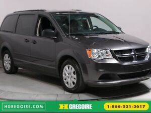2016 Dodge GR Caravan Canada Value Package A/C GR ELECT STOW'N G