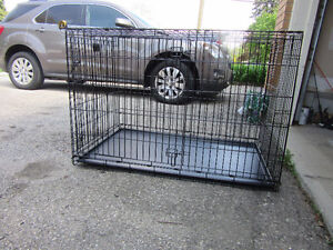 EXTRA LARGE DOG CAGE / CRATE