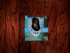 ★★★ Logitech Wireless Gaming Mouse G700 ★★★