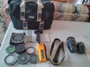 Camera Equipment ( good Shape )