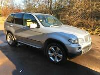 BMW X5 3.0d auto Sport Sat/Nav with TV. Full Leather, Bluetooth Telephone