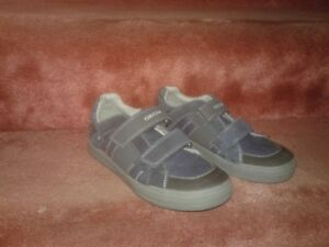 Boys running shoes by Geox