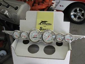 DOLPHIN GAUGES (NEW)