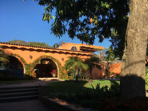 Casita and suites in central Ajijic