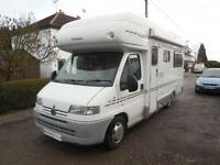 Compass Cruiser 740 4 Berth Family Motorhome