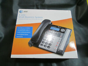 AT&T 4- Line Small Business System Peterborough Peterborough Area image 1
