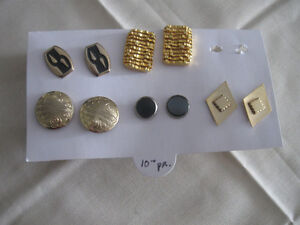 "GENTLEMAN""S VINTAGE CUFF LINKS for GIFT-GIVING"