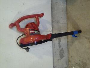 Toro Electric Leaf Blower, Vacuum, and Mulcher