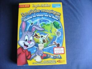 CDrom Lapin Malin Le globe magique West Island Greater Montréal image 1