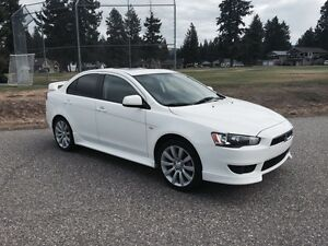 REDUCED - 2010 Mitsubishi Lancer GTS