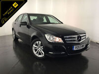 2013 MERCEDES-BENZ C220 EXECUTIVE SE CDI DIESEL 1 OWNER SERVICE HISTORY FINANCE