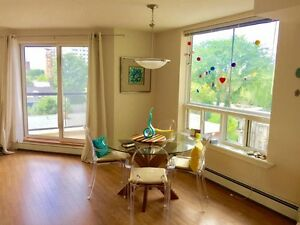 2 bedroom apartment for sublet, Halifax-NS