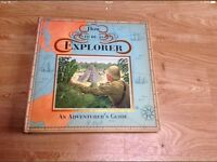 How to be an explorer book