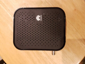 HUAWEI MT130U Cable Modem; compatible with Rogers and Teksavvy