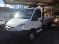 2009 09 IVECO DAILEY C Class 2.3TD ( IV ) 35C12 MWB ALLOY DROPSIDE DROPSIDE